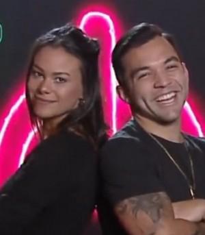 Carolina Santos e Jonathan Costa (JonJon)