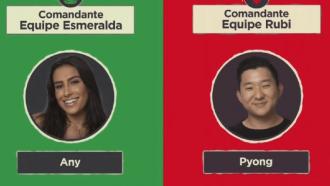 Any e Pyong terão ajuda de amigos na Caça ao Tesouro; Entenda dinâmica da final na Ilha Record