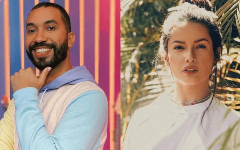"""Ex-BBB Gilberto Nogueira surge agarradinho com Juliette Freire em reencontro especial: """"Nordestina arretada"""""""