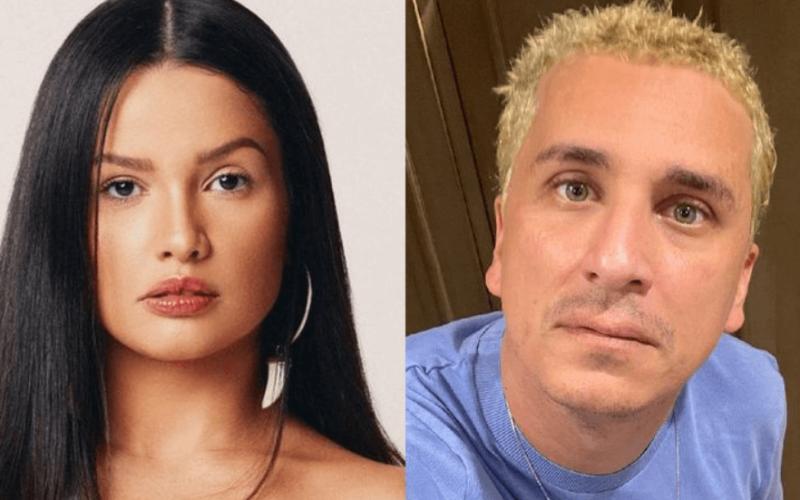 """Ex-BBB Carla Diaz surge em clique quente ao lado de Pocah e defende após limitação de clipe: """"Muito prazer sem censura"""""""