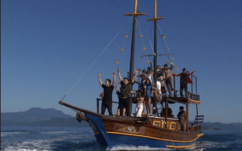 Ilha Record tem repercussão internacional e quebra recordes mundiais