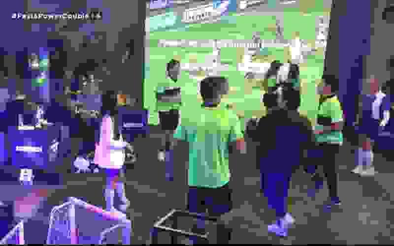 Festa Futebol anima casais na Mansão Power - Power Couple Brasil 5