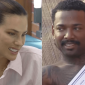 Após ficada com Nego, Dayane reclama em A Fazenda 13: 'Me trata como m*'